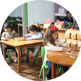 Nivel Casa de Niños - Jardín Infantil Mundo Montessori Bogotá