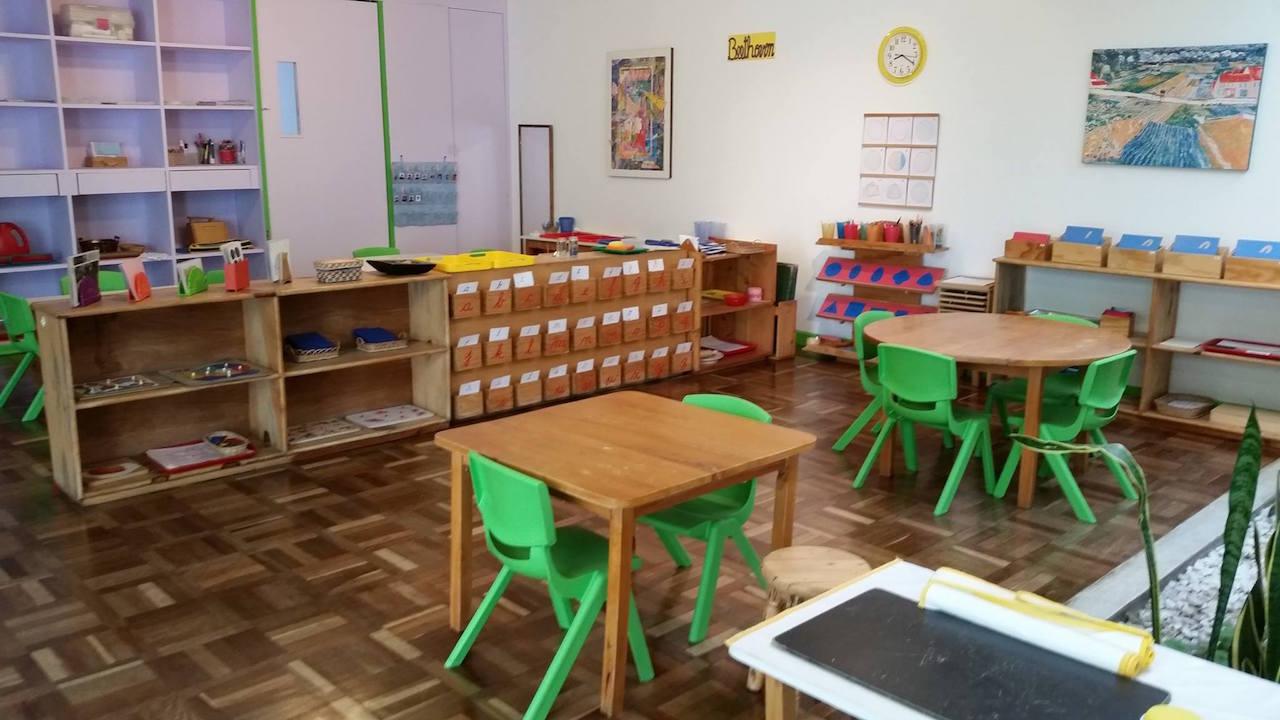 Ambiente jard n infantil mundo montessori bogota jard n for Cascanueces jardin infantil bogota