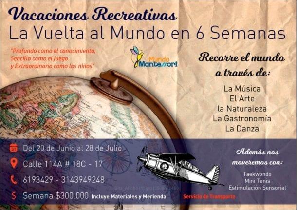 Poster Curso Vacaciones 2017