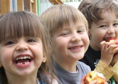 Niños nivel comunidad Infantil